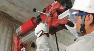 Core Cutting and Drilling Services in Dubai