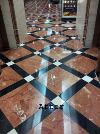 Marble Polishing Company